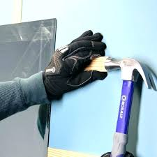 remove mirror from wall remove mirror glued to wall how removing old mirror glued wall remove