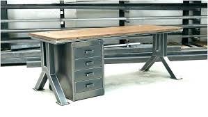 Office desk vintage Vintage Military Modern Industrial Modern Industrial Desk Modern Industrial Desk Vintage Modern Custom