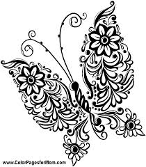 Small Picture Butterfly Coloring Page 37 Butterflies to Color Pinterest