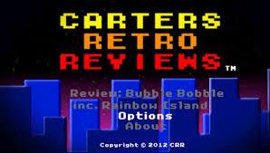 Carters Inc Carters Retro Reviews Bubble Bobble Inc Rainbow Island