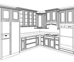Kitchen Layout Design Ideas Collection Custom Design Inspiration