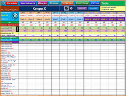 Free Excel Spreadsheet Training As Templates Employee Tracker Online