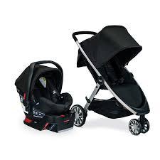 com britax travel system b lively stroller b safe 35 infant car seat 4 to 55 pounds raven baby