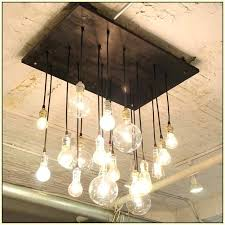 sophisticated edison light chandelier light chandelier 5 light edison chandelier