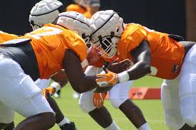 Tennessee Reveals Week 1 Depth Chart For Georgia State Game