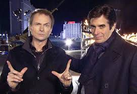 amazing race sneak peek david copperfield brings the magic in  amazing race sneak peek david copperfield brings the magic in death defying finale task today s news our take tv guide