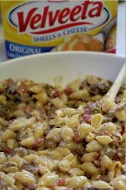 This velveeta cheese dip with sausage and hamburger makes enough to easily serve a hungry crowd!leftovers make good migas. Pin By Amgrosser On Money Saving Meals Cheese Stuffed Shells Food Recipes