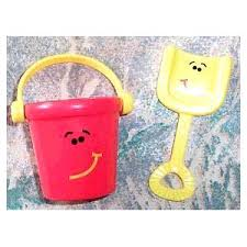 shovel and pail blues clues. Set, Two Pieces Shovel And Pail Blues Clues H