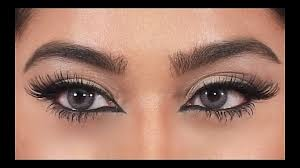 dramatic cat eye liner makeup tutorial