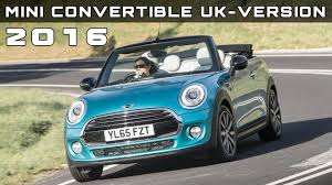 new mini car release date2016 Mini Convertible UKVersion Review Rendered Price Specs