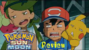 THE NEW ASH!!??! - Pokemon Sun and Moon Anime Episode 1&2 Reaction/Review -  YouTube