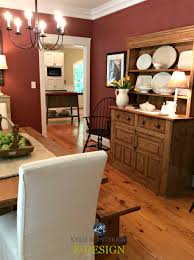 country style dining rooms. Farmhouse Country Style Dining Room With Pine And Oak Floor Buffet. E-design Online Paint Colour Consultation By Kylie M Interiors Using Benjamin Rooms
