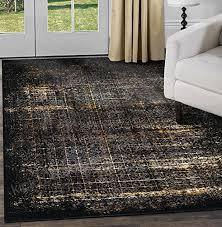 a2z rug modern vintage design rug black gold 120x170 cm 3 9