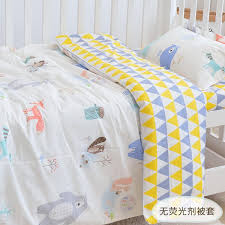 new arrive animal infant baby crib bedding set for girl baby boy blanket set soft cotton duvet sheet pillow with filling luxury bedding kids quilt sets