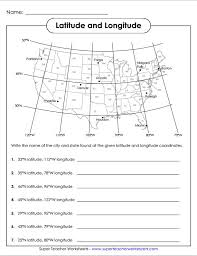 geography worksheet: NEW 955 U.S. GEOGRAPHY WORKSHEETS FOR 5TH GRADE