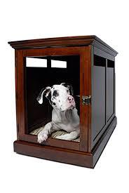 furniture denhaus wood dog crates. denhaus townhaus indoor wood dog crate house end table furniture bed mahogany large denhaus crates n
