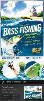 Fishing Tournament Flyer Template Pin By Best Graphic Design On Flyer Templates Flyer Template