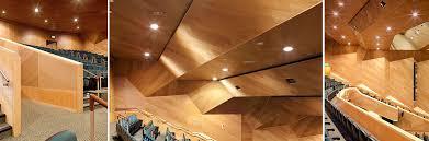 eomac topline wood veneered acoustic wall and ceiling panels