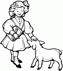 Download Coloring Pages: Lamb Coloring Page Lamb Coloring Pages ...