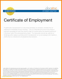 Certificate Of Employment Sample For Dental Assistant Copy