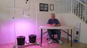 Hydroponic Light Stand Low Cost Hydroponics Grow Site With Light Stand Diy
