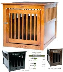 home depot dog cages cage furniture wooden crate plans crates bed large indoor size of living