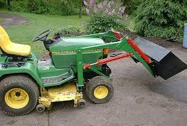 garden tractor plans how to build deck