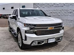 New 2019 Chevrolet Silverado 1500 High Country - VIN: 3GCUYHED8KG122186