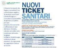Risultati immagini per esenzione ticket sanitari