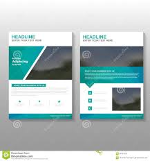 Leaflet On Word 013 Template Ideas Book Cover Microsoft Word Green Elegance