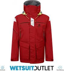 Henri Lloyd Freedom Offshore Jacket New Red Y00351 Sailing Sailing Yacht