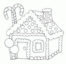 Small Picture Get This Gingerbread House Coloring Pages to Print Online K0X5s