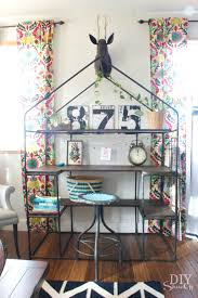 eclectic home office. Eclectic Home Office