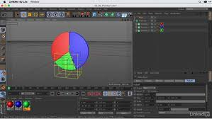 Animating 3d Pie Charts With Cinema 4d Lite