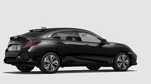 honda civic 2018 black. beautiful honda 2018 honda civic hatchback crystal black in honda civic black s