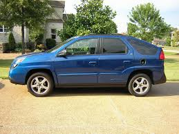 2003 Pontiac Aztek Specs and Photos | StrongAuto