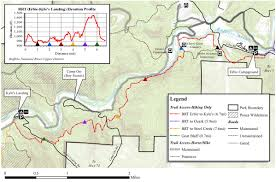 buffalo river maps  npmapscom  just free maps period