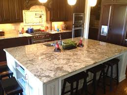 granite countertop shallow cabinets kitchen fancy backsplash