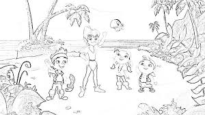 jake neverland pirates coloring pages. Wonderful Pirates JAKE THE NEVERLAND PIRATES COLORING PAGE To Jake Neverland Pirates Coloring Pages