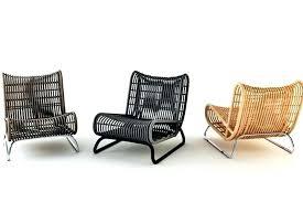 modern rattan furniture. The Range Rattan Furniture Modern Chair Sculptural Scoop Regarding Remodel Garden . \