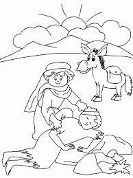 Barmhartige Samaritaan Atividades Novo Testamento Blog