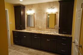 traditional bathroom vanity designs. Traditional Bathroom Design With A Long Vanity Two Sinks. Designs
