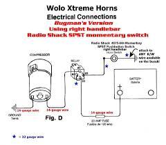 car air horn wiring diagram manuals schematics hornblasters and fine Air Compressor Motor Wiring Diagram car air horn wiring diagram manuals schematics hornblasters and fine