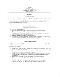 Accounting Resume Format Free Download. Accounting Clerk Resume ...