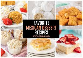 View top rated mexican christmas dessert recipes with ratings and reviews. 10 Easy Mexican Desserts Traditional Creative Lil Luna