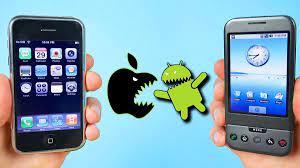 Bu Savaş Nasıl Başladı? İlk Android ve iOS Akıllı Telefonları  Karşılaştırıyoruz - onedio.com