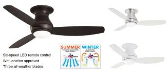 emerson cf144orb curva sky ceiling fan with light and remote 44 inch