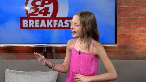 10 year old girl wows perez hilton