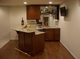 Small Basement Kitchen Small Basement Bars Upontheroofllccharm Rustic Basement Bar
