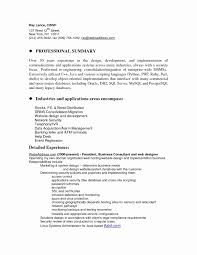 Banking Resume Format For Experienced Unique Cover Letter Sample For